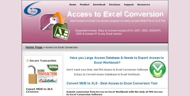 accesstoexcelconversion.com