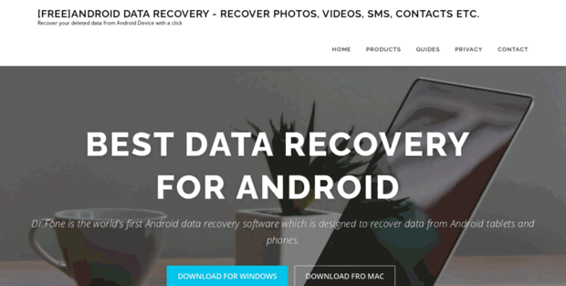 Android Data Recovery  [FREE]Android Data Recovery - Recover