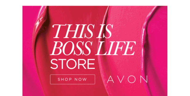 AVON Wear. AVON - powered by Town and Country Printing