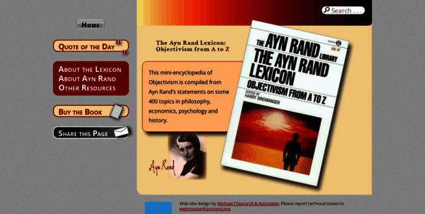 an analysis of ayn rands theory of objectivism