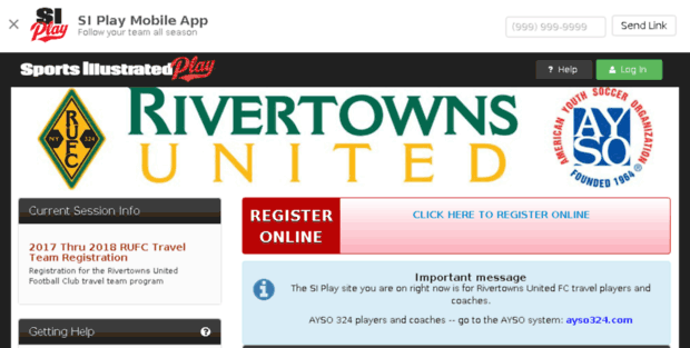 ayso 324 sports signup rivertowns united fc powered by sports