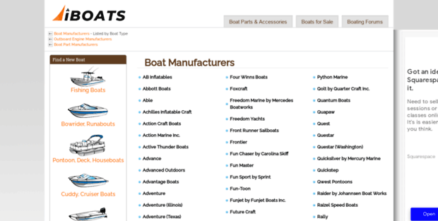 Boat Specs I S Boat Manufacturers