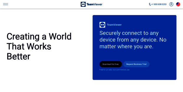 Connect Team Viewer  Home - TeamViewer