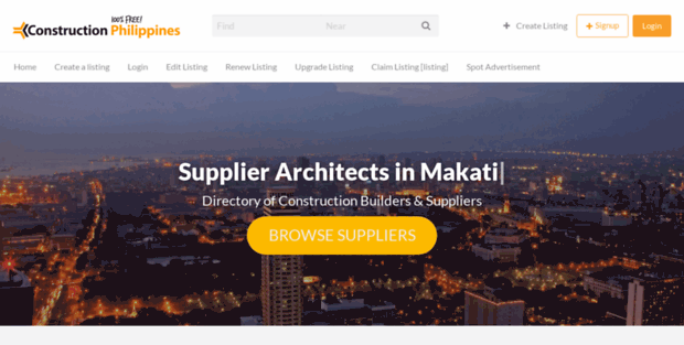 Construction Philippines  Construction & Builders Directory – List