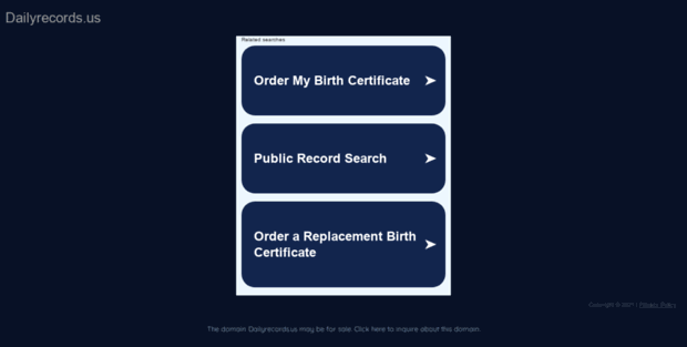 Dailyrecordsus Daily Records The Quality Of Prospective