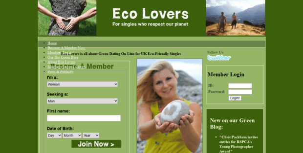 ecologist dating