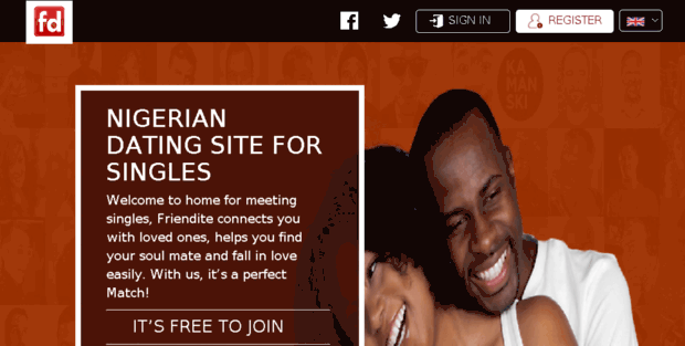 Dating sites for nigerian singles