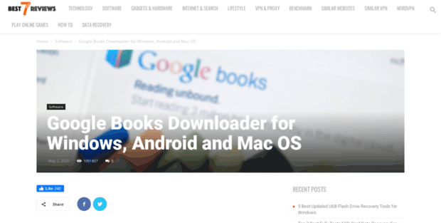 G Books Downloader  Google Books Downloader for Windows, Android and