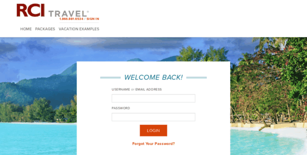 Hotel Savings RCI Travel. Welcome - RCI Travel Hotel Savings Program
