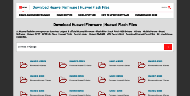 Huaweiflashfiles com  Huawei Flash Files | Download Huawei