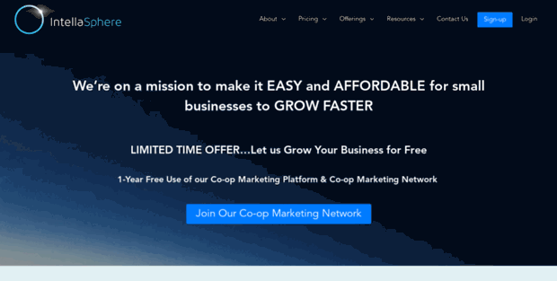 Intella Sphere  Grow Your Business Smarter, Faster and