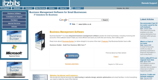 Itzbits  Business Management Software and Accounting
