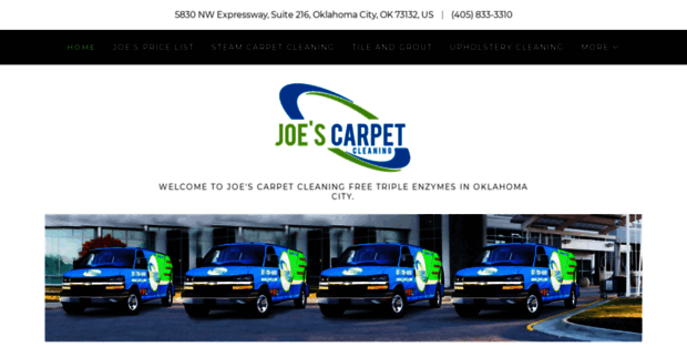 Professional Carpet Cleaners In Oklahoma City Carpet