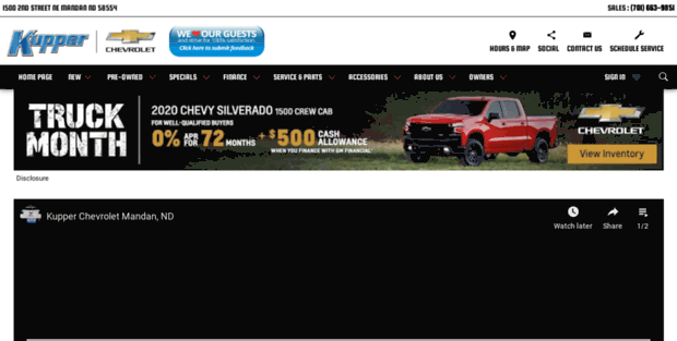 Kupper Chevrolet.com