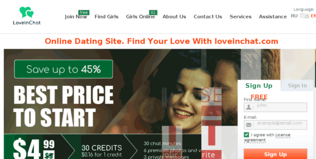 love dating chat.com