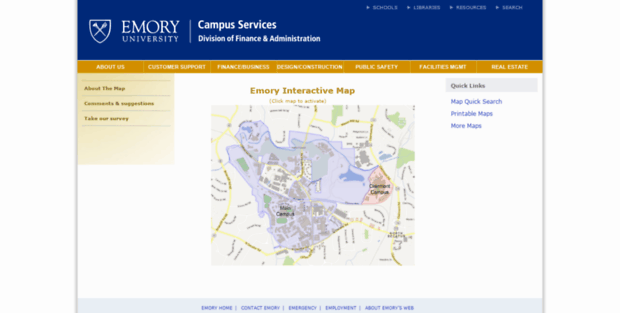 Map Emory. Emory Interactive Campus Map on liberty map, goree map, u washington map, athens tech map, fairfield map, william jessup map, angleton map, elmendorf map, archer city map, shenandoah map, wolfe city map, eastland map, ballinger map, midlothian map, granbury map, arthur city map, corsicana map, balmorhea map, rice map, stevens institute map,