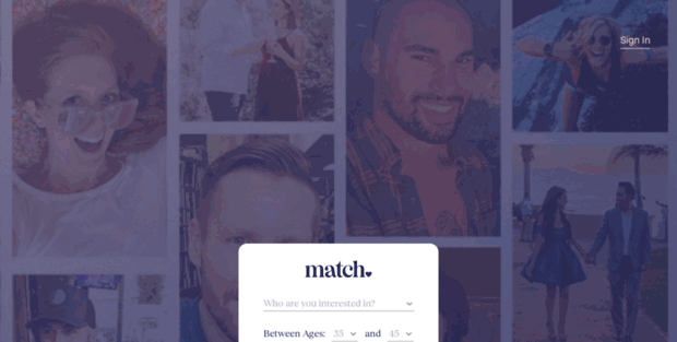 Msn dating personals match