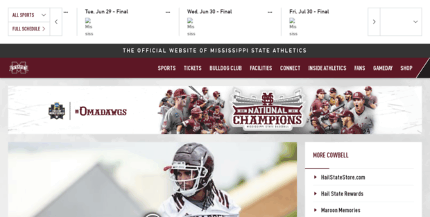 Mstateathletics