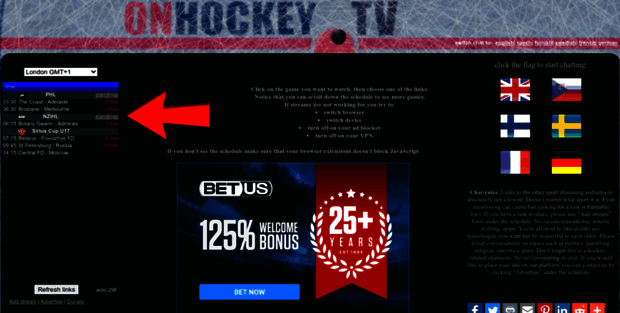 Image Result For Onhockey