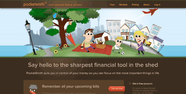 Pocket Smith  PocketSmith - Smart personal finance software