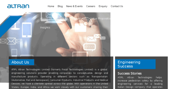 Pricoltech  Leading Engineering Services Company in India