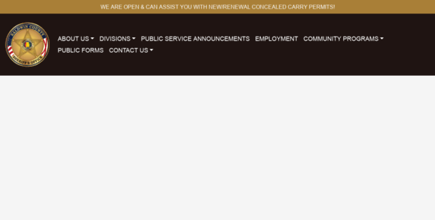 Sheriff Baldwincountyal  More on sheriff baldwincountyal gov