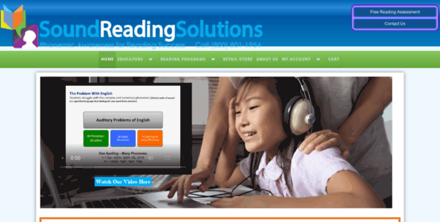 Sound Reading. Reading Comprehension Programs | Literacy ...