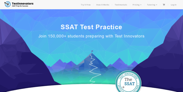 picture relating to Printable Ssat Practice Test identify . SSAT Coach Examine by means of Consider Innovators