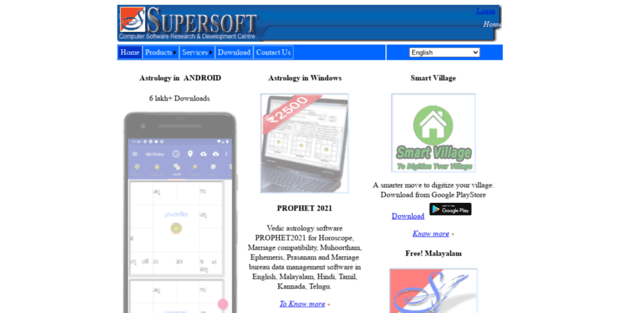 Supersoftweb  Online Horoscope astrology, Mobile astrology