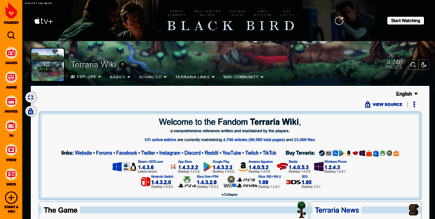 Terraria Wikia  Terraria Wiki | FANDOM powered by Wikia
