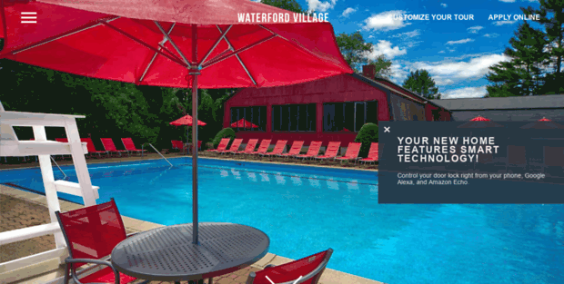 Waterford Village Apts. Waterford Village Apartments | Bridgewater ...