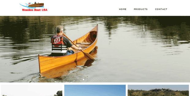Woodenboatusa com  Wooden Boat USA | Wooden boats, wooden canoes